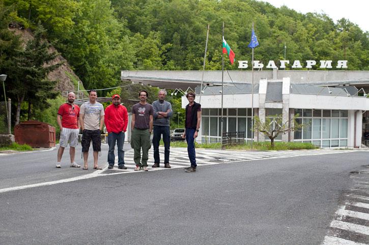 Das Bulgarien Foto konnten wir noch hachholen